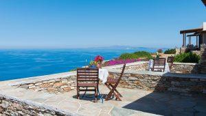 External View_Rooms Spitha_Artemonas_Sifnos